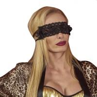 Μάσκα δαντέλα διάφανη σε πολλά χρώματα από την εταιρεία AFIL
