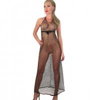 μάκρυ φόρεμα με μπουστάκι σε εκπληκτικό σχέδιο και όλα τα μεγέθη